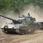 Leopard 1 main battle tank