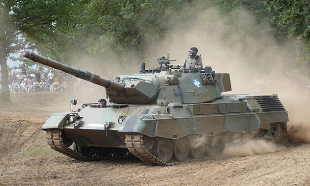 Leopard 1 main battle tank