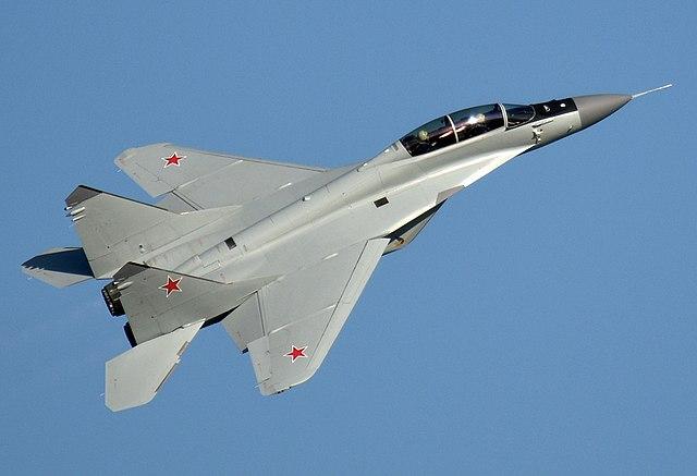 MIG-33 ( MiG-29M ) Fulcrum