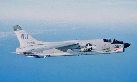 Vought F-8 (F8U) Crusader